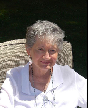 Florence Weinberger - featured poet at Moonday Poetry